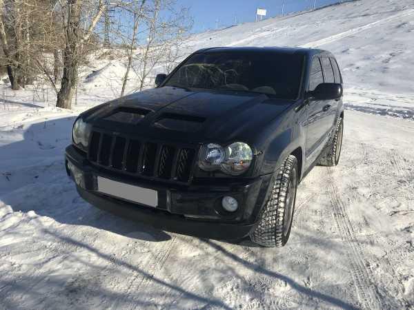 Jeep Grand Cherokee, 2005 год, 520 000 руб.