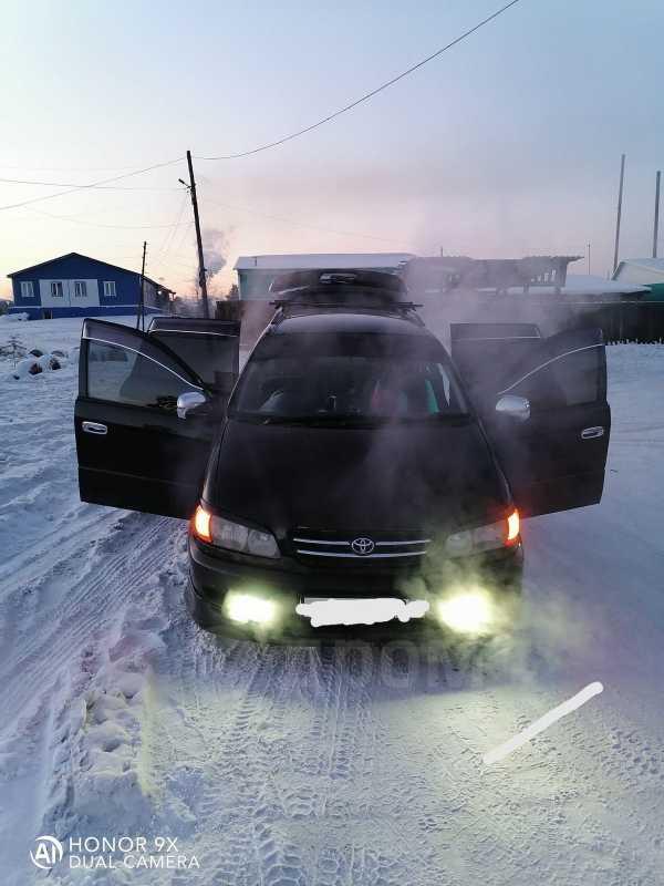Toyota Ipsum, 1989 год, 220 000 руб.