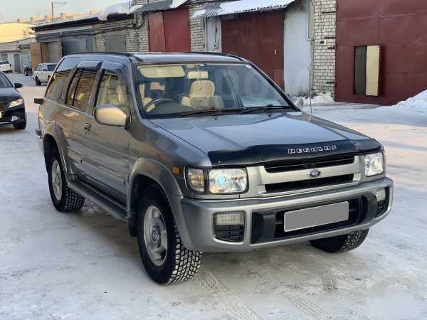 Nissan Terrano Regulus, 2001 год, 485 000 руб.