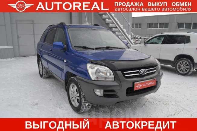 Kia Sportage, 2007 год, 565 000 руб.