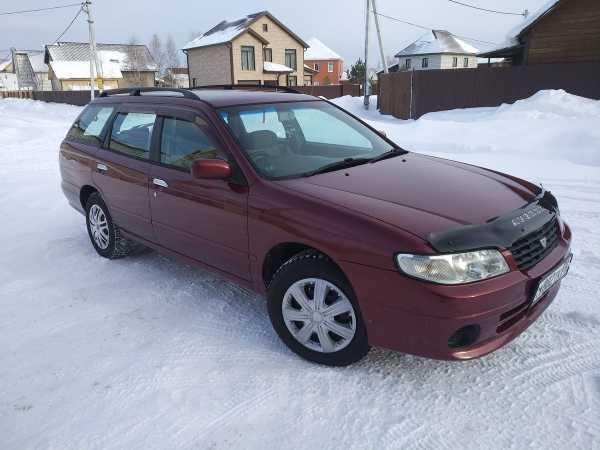 Nissan Avenir Salut, 2000 год, 215 000 руб.