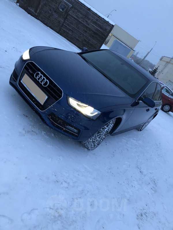 Audi A4, 2014 год, 999 000 руб.
