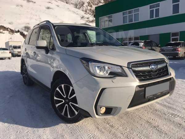 Subaru Forester, 2017 год, 1 598 000 руб.