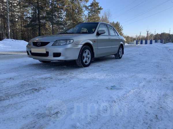 Mazda 323, 2002 год, 170 000 руб.