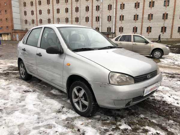 Лада Калина, 2007 год, 105 000 руб.