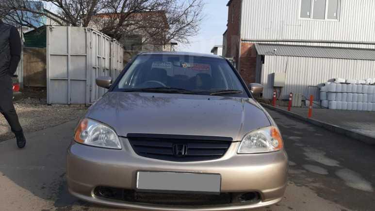 Honda Civic, 2002 год, 199 000 руб.