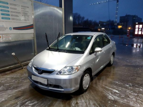 Honda Fit Aria, 2005 год, 270 000 руб.