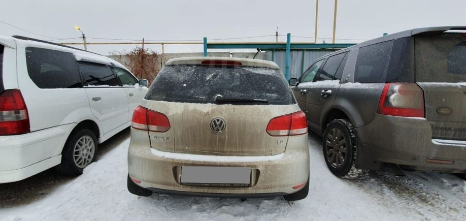 Volkswagen Golf, 2012 год, 230 000 руб.