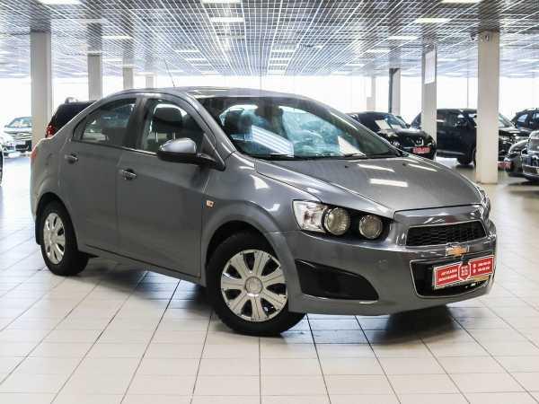Chevrolet Aveo, 2013 год, 349 500 руб.