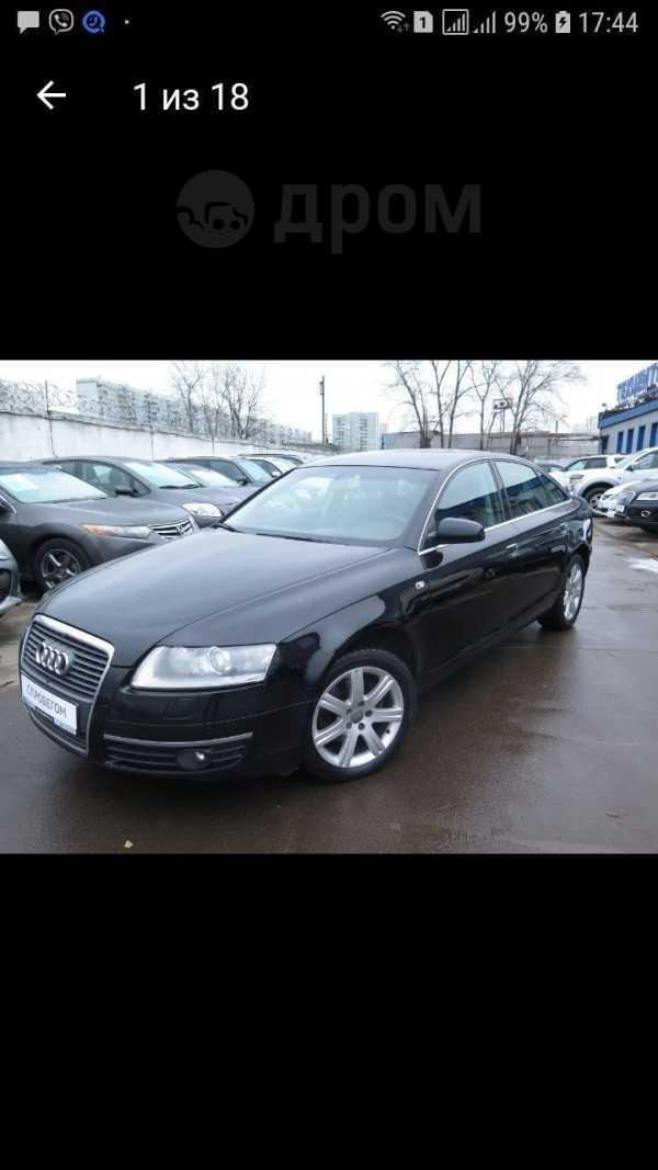 Audi A6, 2007 год, 800 000 руб.