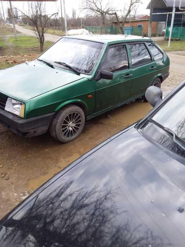 Лада 2109, 1999 год, 39 999 руб.