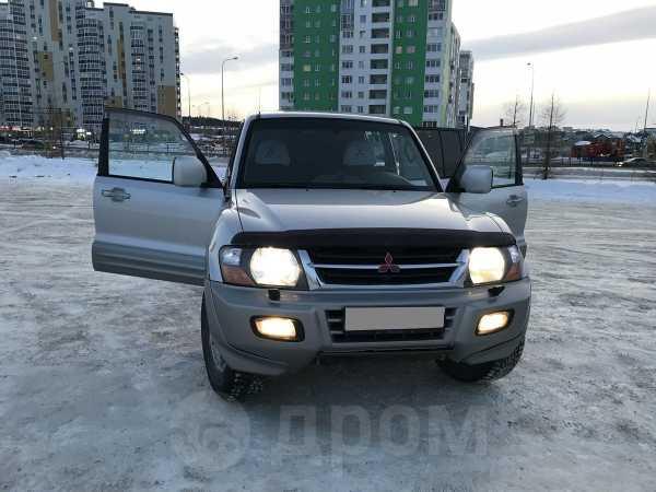 Mitsubishi Pajero, 2000 год, 595 000 руб.