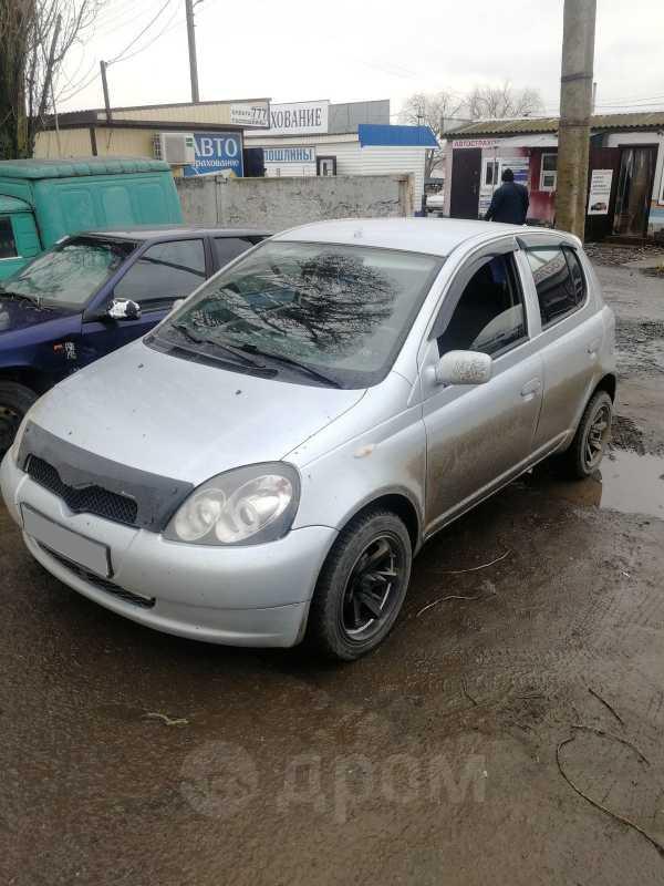 Toyota Yaris, 1999 год, 190 000 руб.