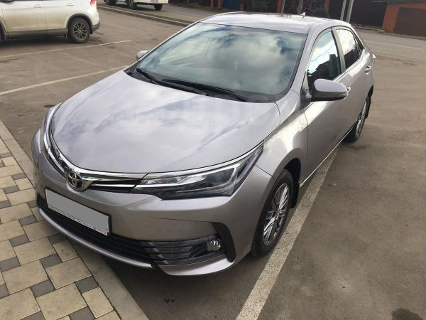 Toyota Corolla, 2018 год, 1 100 000 руб.