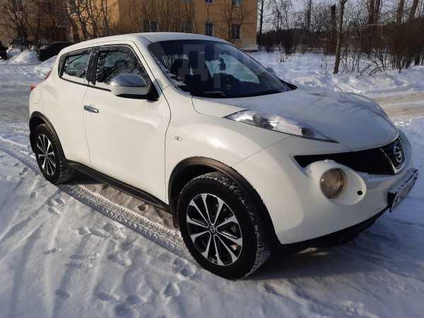 Nissan Juke, 2012 год, 599 000 руб.