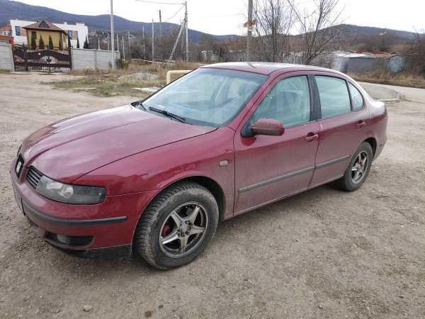 SEAT Toledo, 1999 год, 190 000 руб.