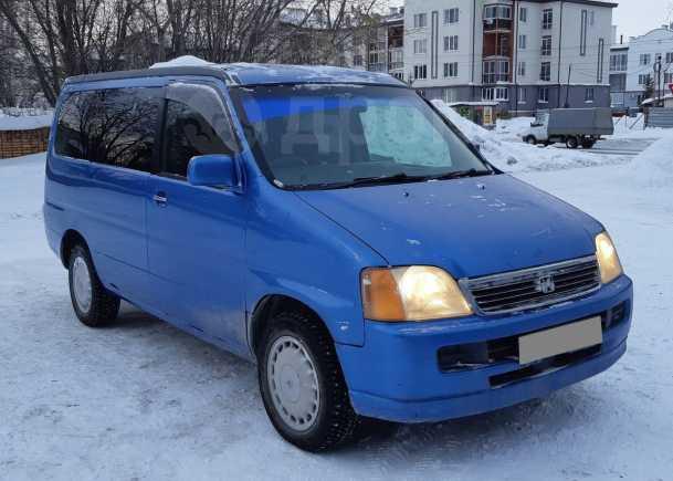 Honda Stepwgn, 1999 год, 345 000 руб.
