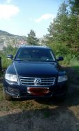 Volkswagen Touareg, 2006 год, 588 000 руб.