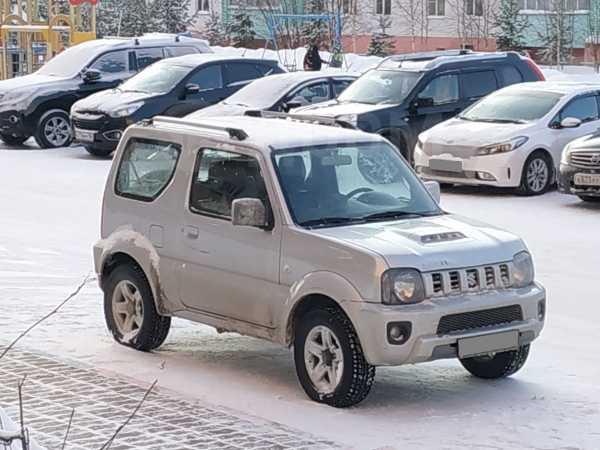 Suzuki Jimny, 2012 год, 600 000 руб.