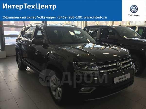 Volkswagen Teramont, 2019 год, 3 808 000 руб.