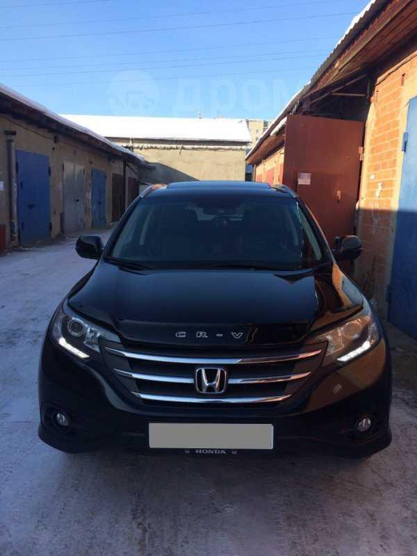 Honda CR-V, 2013 год, 1 379 000 руб.