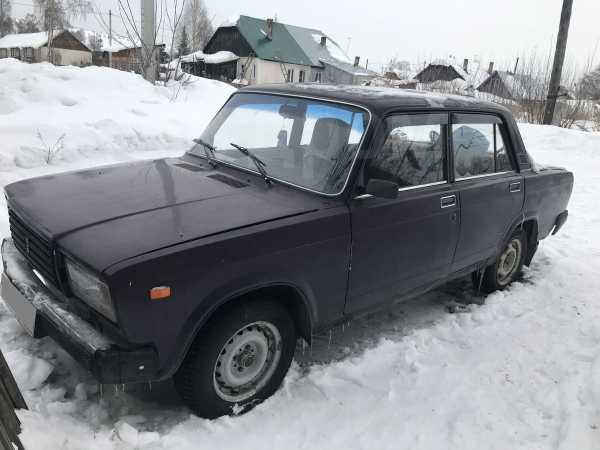 Лада 2107, 1996 год, 21 000 руб.