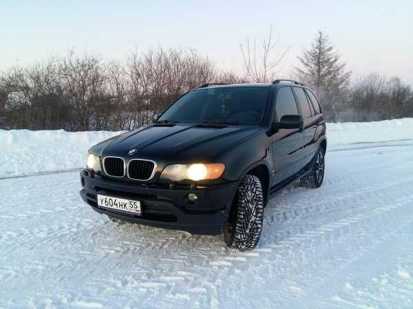 BMW X5, 2002 год, 499 000 руб.