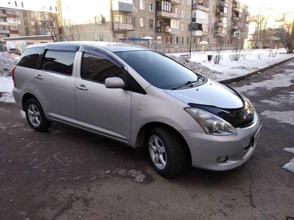 Toyota Wish, 2007 год, 620 000 руб.