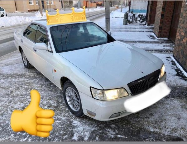 Nissan Laurel, 2002 год, 415 000 руб.
