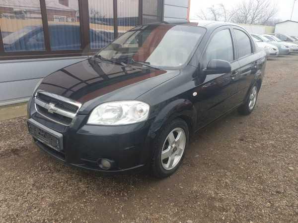 Chevrolet Aveo, 2007 год, 287 000 руб.