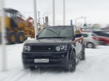 Тарко-Сале Range Rover Sport