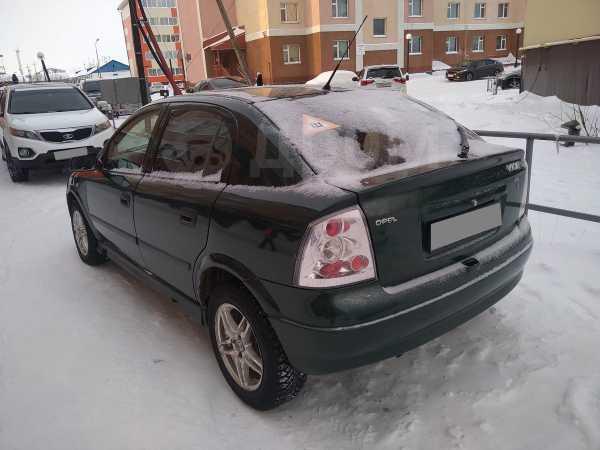Opel Astra, 1998 год, 135 000 руб.