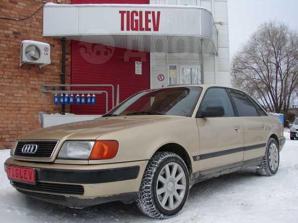 Audi 100, 1991 год, 165 000 руб.