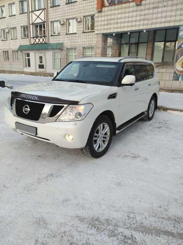 Nissan Patrol, 2011 год, 1 300 000 руб.