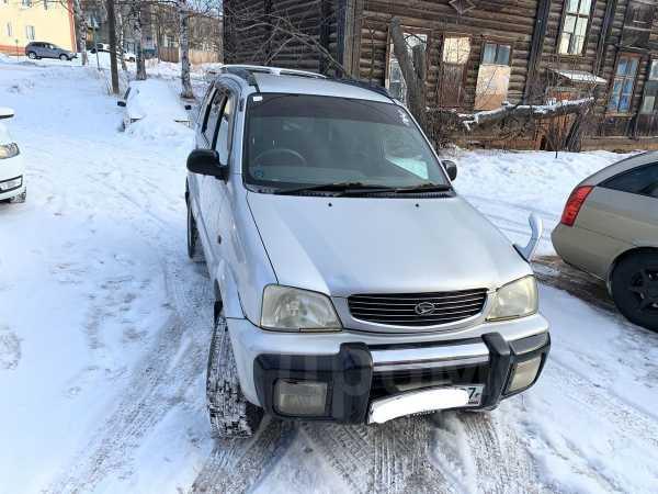 Daihatsu Terios, 1999 год, 295 000 руб.