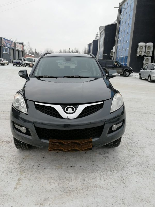 Great Wall Hover H5, 2013 год, 645 000 руб.
