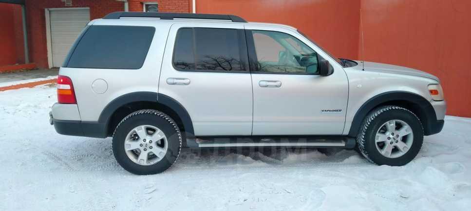 Ford Explorer, 2007 год, 630 000 руб.