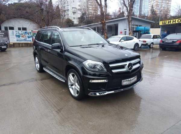 Mercedes-Benz GL-Class, 2013 год, 2 290 000 руб.