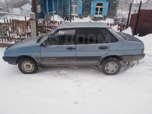Лада 21099, 1993 год, 33 000 руб.