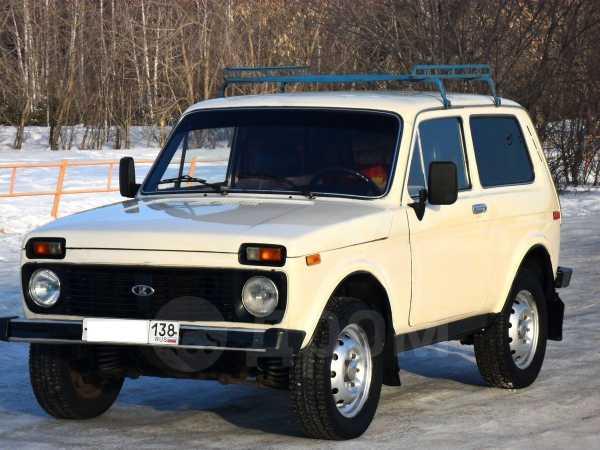 Лада 4x4 2121 Нива, 1990 год, 77 000 руб.