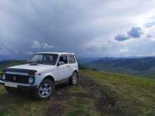 Горно-Алтайск 4x4 2121 Нива 1999