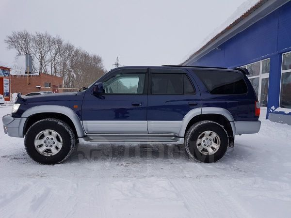 Toyota Hilux Surf, 2000 год, 590 000 руб.