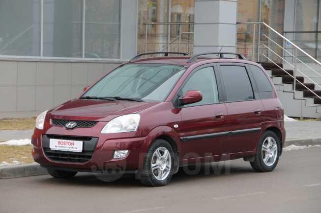 Hyundai Matrix, 2008 год, 344 000 руб.