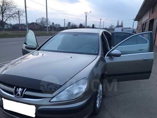 Peugeot 607, 2002 год, 195 000 руб.