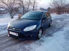 Улан-Удэ Focus 2012