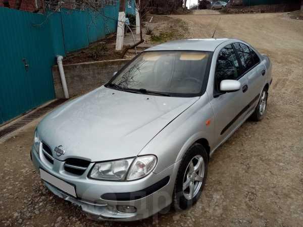Nissan Almera, 2001 год, 160 000 руб.