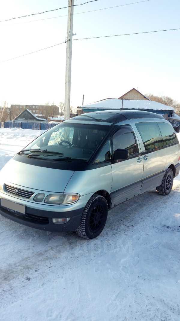 Toyota Estima Emina, 1996 год, 365 000 руб.