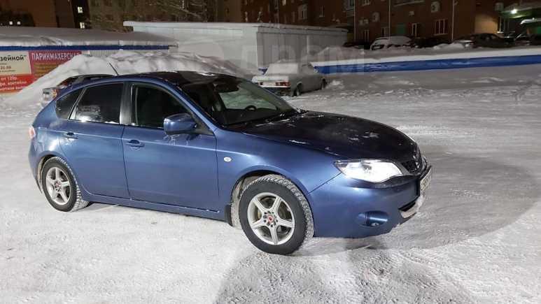 Subaru Impreza, 2008 год, 398 000 руб.