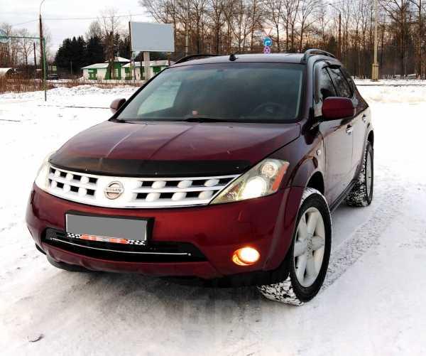 Nissan Murano, 2006 год, 345 000 руб.
