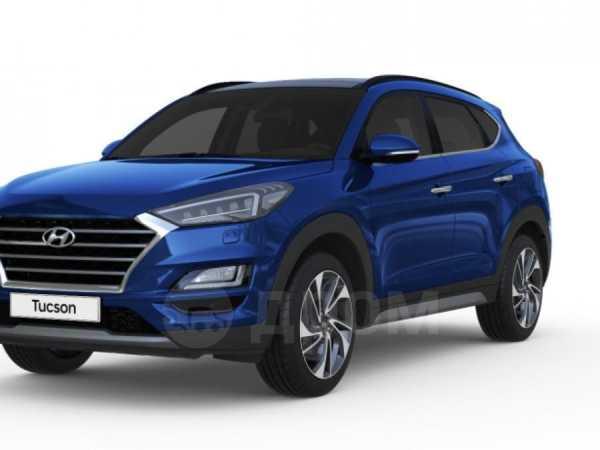 Hyundai Tucson, 2019 год, 2 346 792 руб.